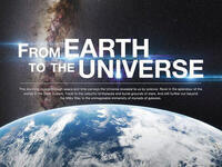 From Earth to the Universe Daytime Planetarium Show