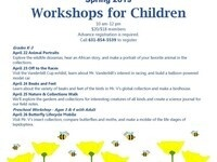 Beaks and Feet Children's Workshop