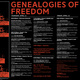 """Genealogies of Freedom"" Conference 