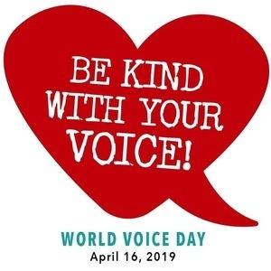 BGSU World Voice Day 2019
