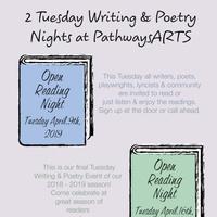 Writing & Poetry Tuesdays: Open Floor Readings