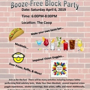 Booze-Free Block Party