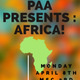 PAA Presents: Africa!