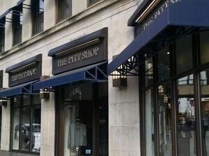 Pitt Shop Nike Concept Grand Opening