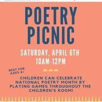 Children's Poetry Picnic