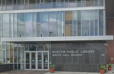 Grove Hall Branch of the Boston Public Library: 10 Year Anniversary Celebration