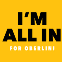 All in for Oberlin
