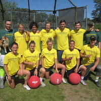 Intramural Sports Kickball Tournament