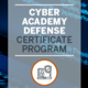 Cyber Academy Certificate Program Info Session