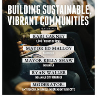 Building Sustainable, Vibrant Communities