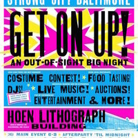 Get On Up! with Strong City Baltimore