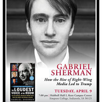 Forum Lecture - Gabriel Sherman: How the Rise of Right-Wing Media Led to Trump