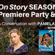 On Story Season 9 Premiere Party & Live Taping at KLRU