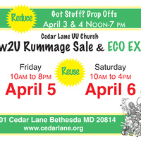 2-Day New2U Rummage Sale & Eco Expo
