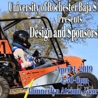 UR Baja Design and Sponsorship Day