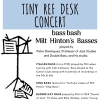 Tiny Ref Desk Concert