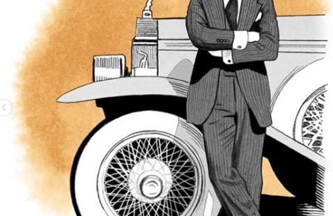 Joe McKendry - A Twisting Path Through A Career in Illustration