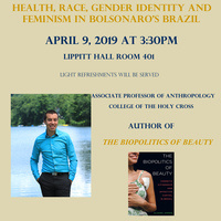 """Health, Race, Gender Identity and Feminism in Bolsonaro's Brazil"""