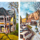 Art Reception - Architecture Around Us: City and Country Life