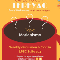 Cafecito con Tepeyac: What is Marianismo?
