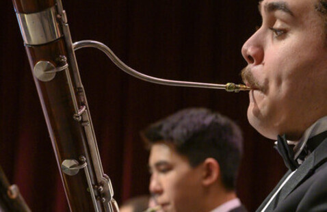 Pacific Double Reed Day & Concert