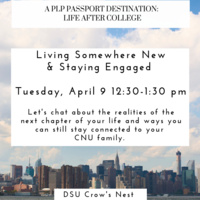 Living Somewhere New and Staying Engaged: A PLP Passport Destination