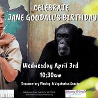 Celebrate Jane Goodall's Birthday
