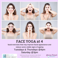 CANCELED - Face Yoga