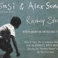RICEBOY SLEEPS W/ WORDLESS ORCHESTRA