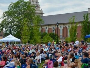 Lawrenceville Summer Concert Series: 20-Ride Zac Brown Tribute
