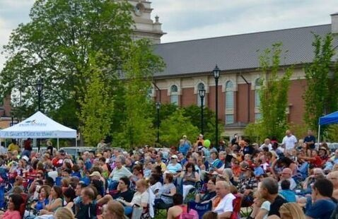 Lawrenceville Summer Concert Series:  Purple Madness - Prince Tribute