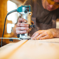 Intro to CNC-Wood Router | LearnX