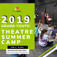 2019 Grand Youth Theatre Summer Camp