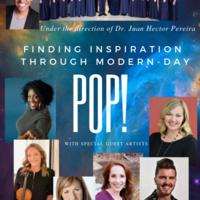 "SLCC Choirs: ""Inspiration Through Modern Day Pop Music."""