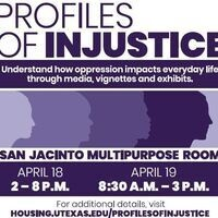 Profiles of Injustice