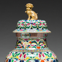 Object of the Month: Chinese Palace Jars