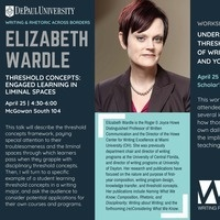 Threshold Concepts: Engaged Learning in Liminal Spaces with Dr. Elizabeth Wardle