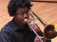 Deandre Cook, trombone - Junior Recital