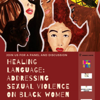 Healing Language: Addressing Sexual Violence on Black Women