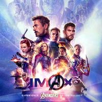 Avengers: Endgame in IMAX at Challenger Learning Center