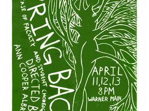 Poster by Mikaela Fishman