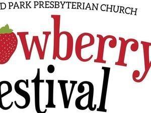 Strawberry Festival at Roland Park Presbyterian Church