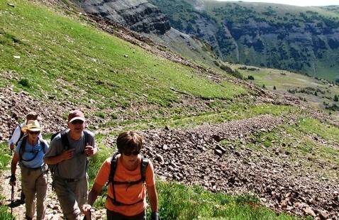 Mountain Savvy Backcountry Hike