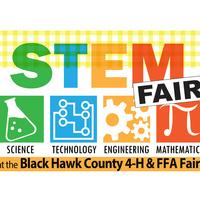 STEM Fair at the Black Hawk County 4-H and FFA Fair!