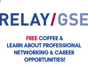 Relay Graduate School of Education Free Coffee & Workshop!