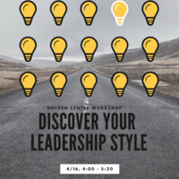 Discover Your Leadership Style Workshop