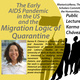 """The Early AIDS Pandemic in the US and the Migration Logic of Quarantine"" featuring Dr. Karma Chavez (UT Austin)"
