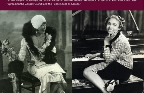 Dialogues in the Black Atlantic Lecture Series: When Harlem was In Vogue: 1920's Black New York
