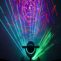 Laser Music Shows