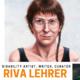 Disability artist Riva Lehrer speaks at UTA